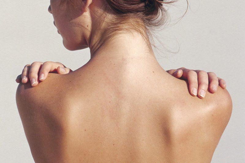 Чистка спины: здоровая гладкая кожа без недостатков