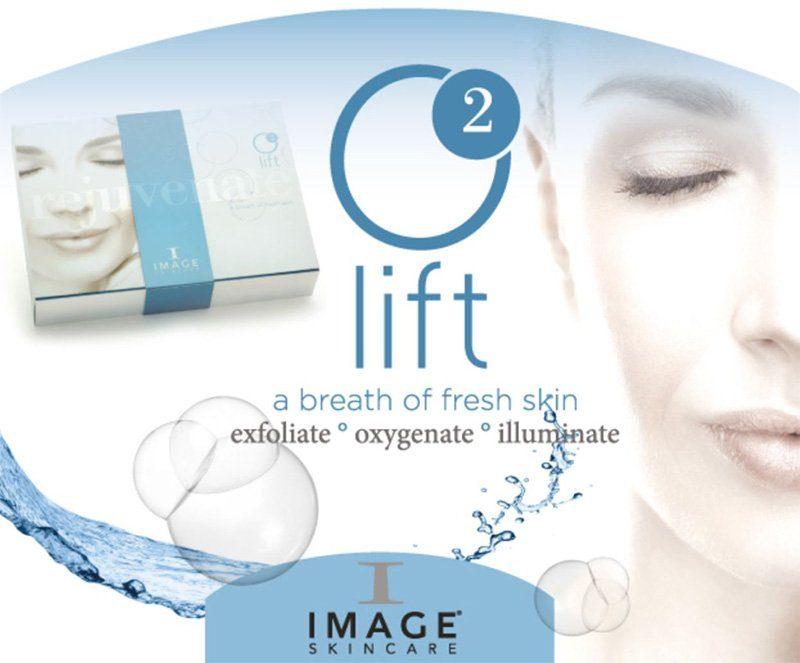Кислородный спа-уход для лица O2 Lift Image от IMAGE Skincare: дыхание чистой кожи
