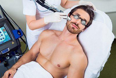 Мужская косметология в МКЦ «Excellence»